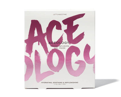 Aceology Frosé Infusion Gel Mask Box