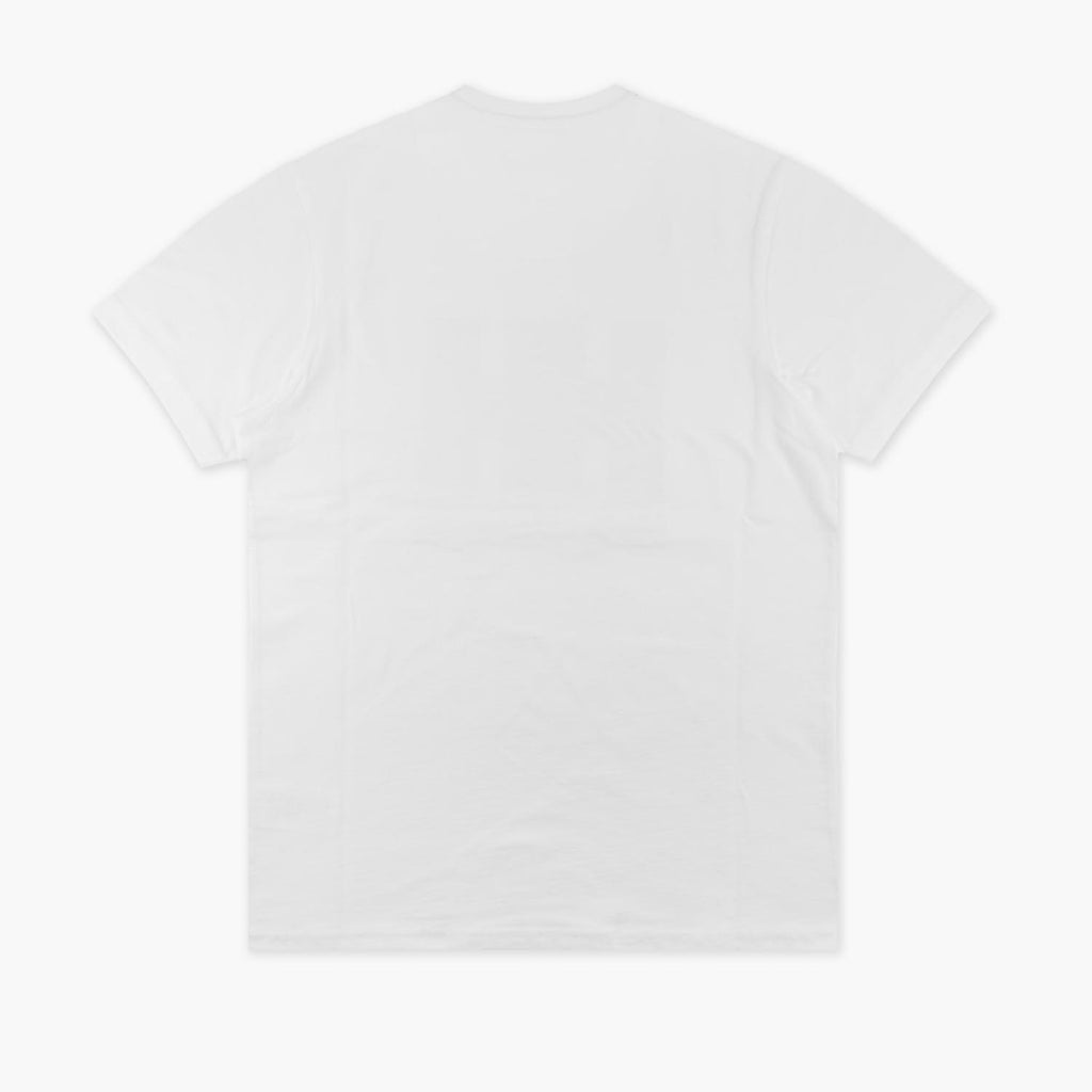 HELLY HANSEN LOGO T-SHIRT - MATE