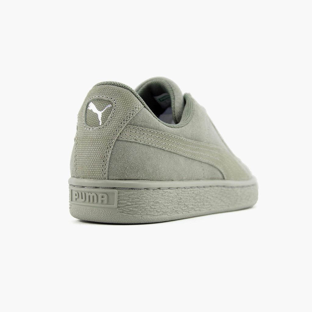 PUMA SUEDE HEART PEBBLE WN'S - MATE