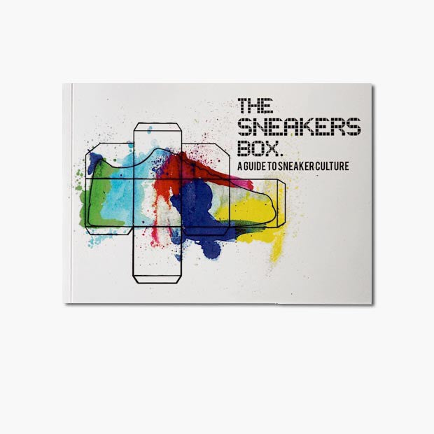 THE SNEAKERS BOX - A GUIDE TO SNEAKER CULTURE BOOK NO. 1