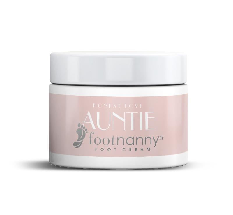 Footnanny AUNTIE Fresh Grapefruit Foot Cream