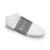 100% UNISEX Cotton Ankle Socks White or Black