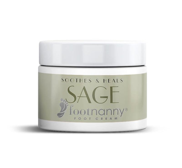 Sage Lemon Foot Cream