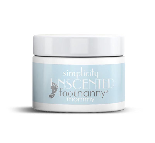 Footnanny Mommy Unscented Lite