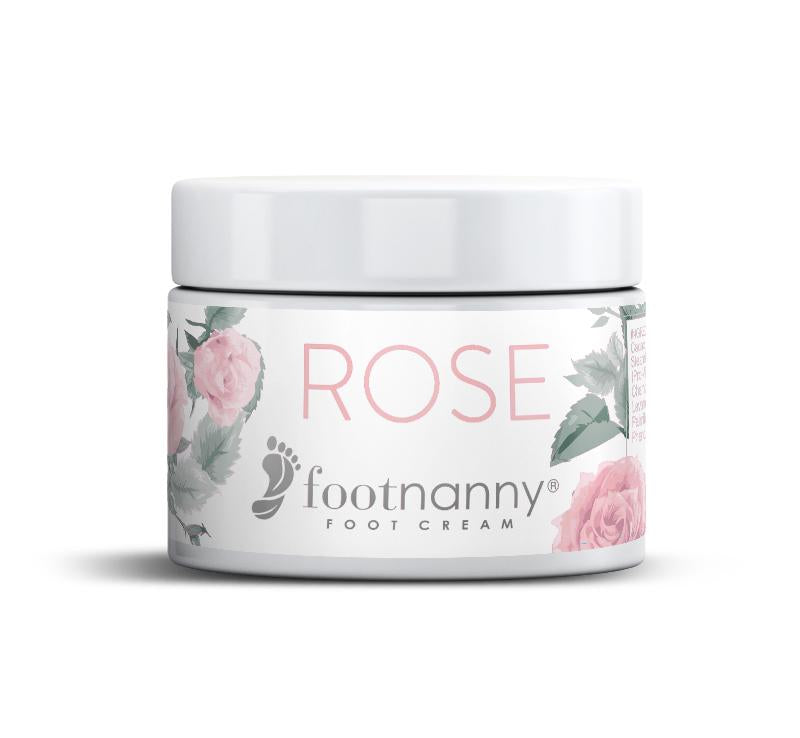 Rose Foot Cream