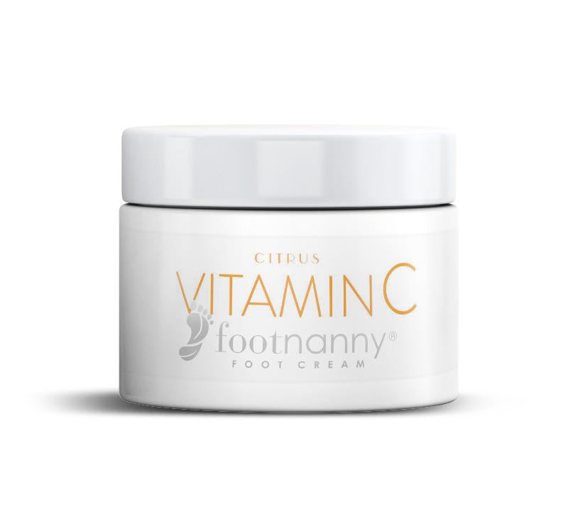 All NEW! Vitamin C Foot Cream