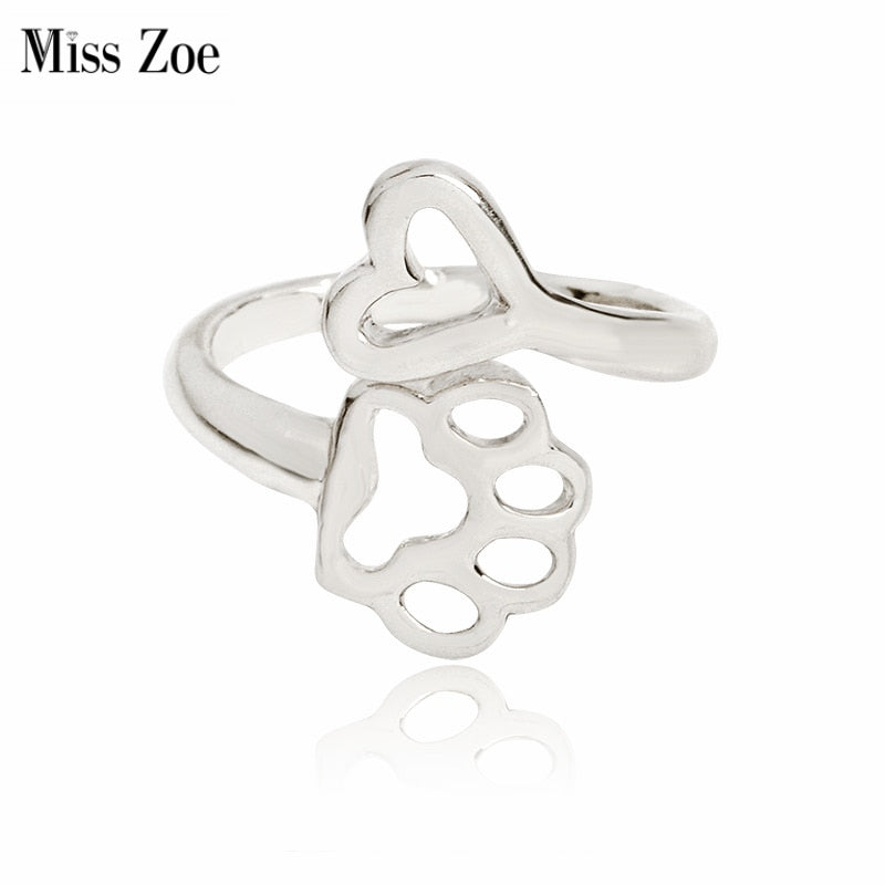 Always By My Heart Ring For Dog Lovers