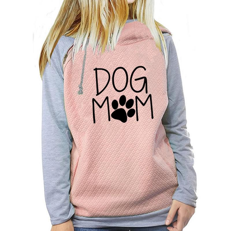 Hot New 2019 DOG MOM Sweatshirts