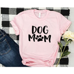 Dog Mom T-Shirt (Casual Wear 2019)