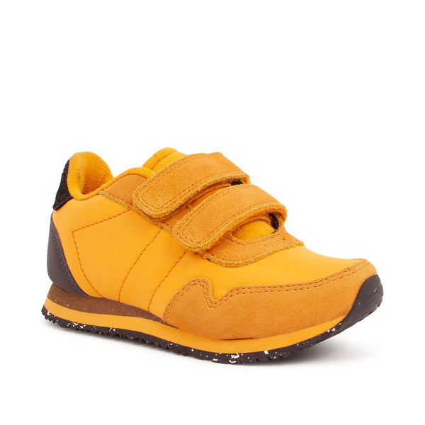 WODEN KIDS Nor Suede Sneakers 637 Autumn Blaze