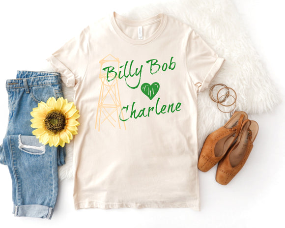 Billy Bob Loves Charlene Joe Diffie Shirt