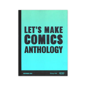 Let's Make Comics Anthology