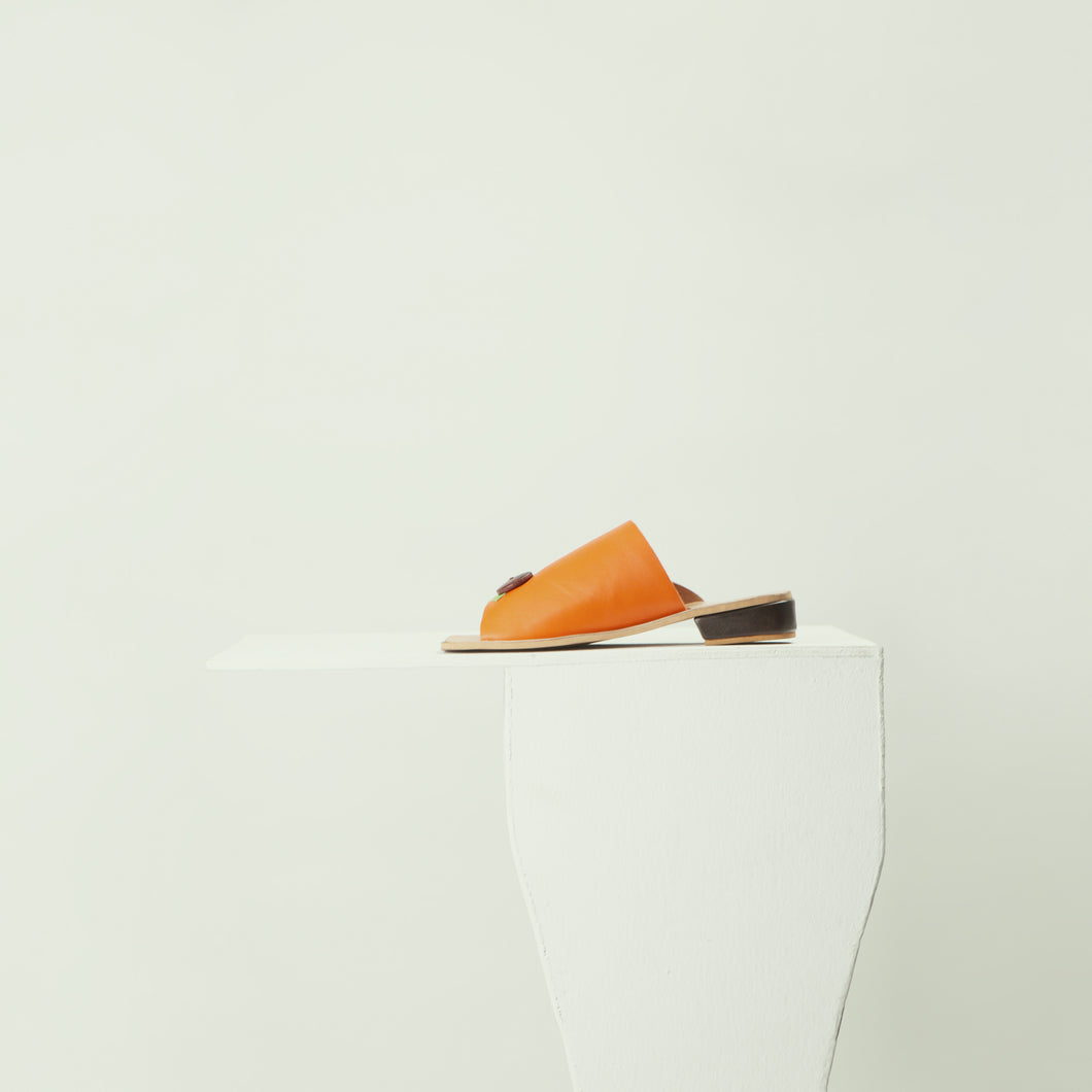 Sheer - Colour block slip on