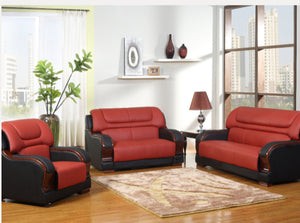 Twins Furniture 3 pc Sofa Set