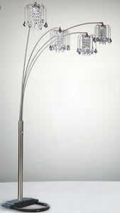 Twins Furniture Rain Drop Floor Lamp