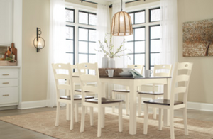 Twins Furniture 7 Pcs Dining Set
