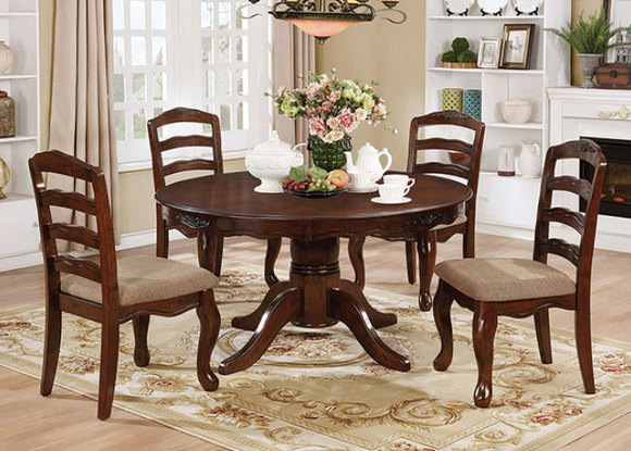 Twins Furniture 5 Dining Set