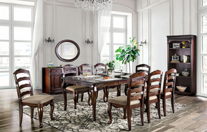 Twins Furniture 7 Piece Dining Set