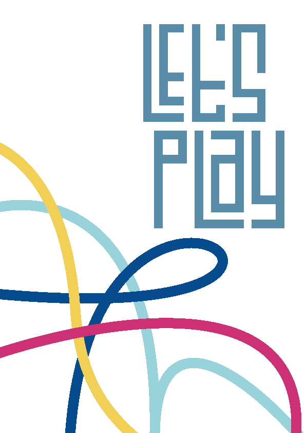 LET'S PLAY - Playful lines A4/A3 print
