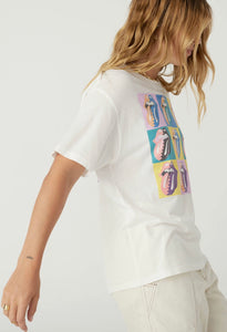 Rolling Stones Urban Jungle Boyfriend Tee