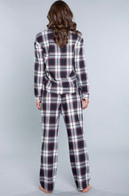 Load image into Gallery viewer, Christmas Plaid Jammies