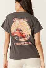 Load image into Gallery viewer, Zz Top Eliminator Girlfriend Tee
