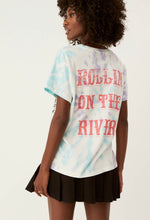 Load image into Gallery viewer, Credence Clearwater Revival Rollin On the River Tour Tee