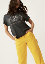 Load image into Gallery viewer, Kiss Loving You Embellished Tour Tee