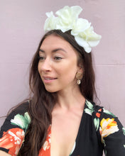 Load image into Gallery viewer, Clara Orchid Flower Headband
