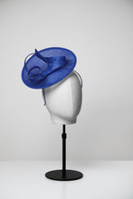 Load image into Gallery viewer, Ella & Small Saucer Fascinator