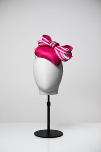 Rose & Teardrop Fascinator