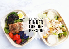 Lunch & Dinner (For One Person)