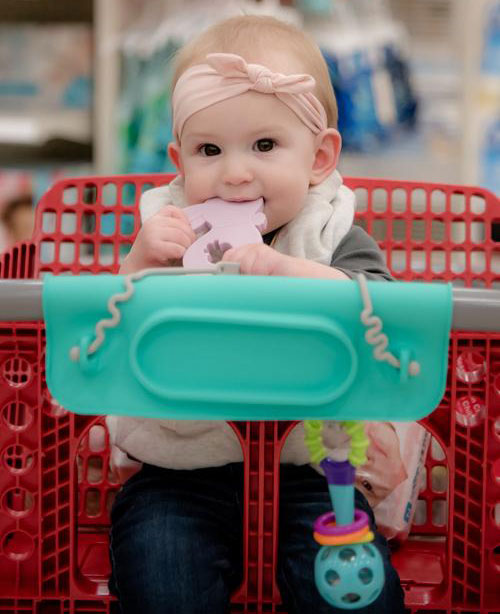Busy Baby Mat | Busy Baby Mat - The FIRST placemat to keep ...