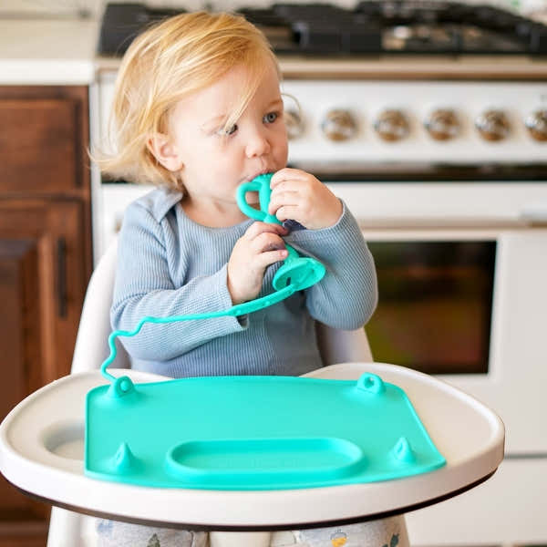 A Busy Baby Teether & Training Spoon 1
