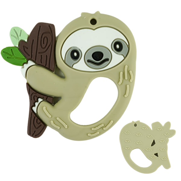 Little Sloth Teether
