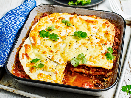 Mexican Lasagne | One Recipe, Four Ways