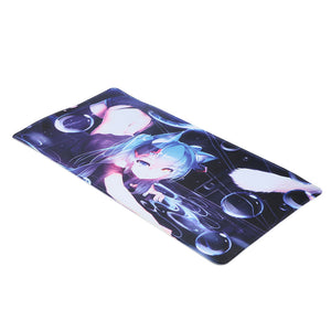 Creative 3D Office Mouse Pad Mice Mat Rubber Anti-Slip Home Travel Mousepad