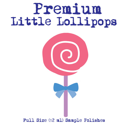 Premium Little Lollipops