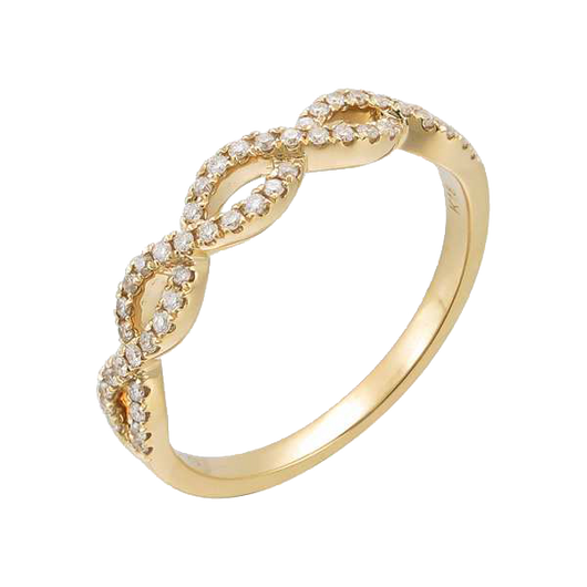 Jasmine diamond ring