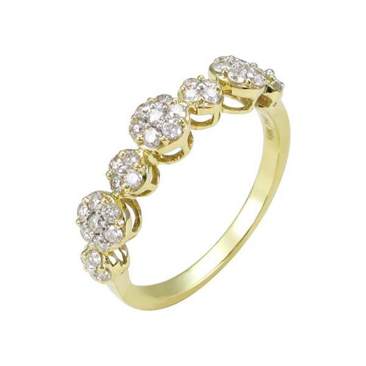 Juniper diamond ring