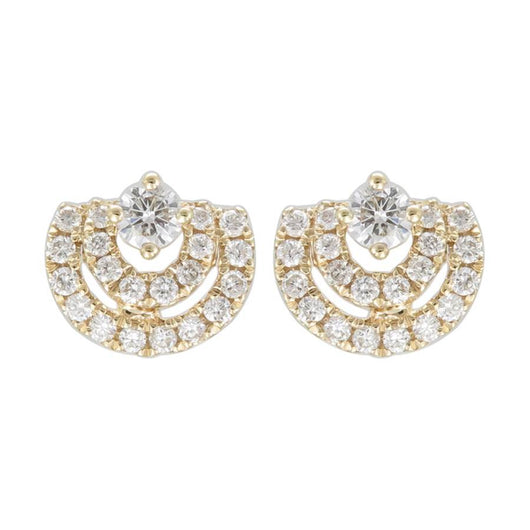 18k Isla diamond studs