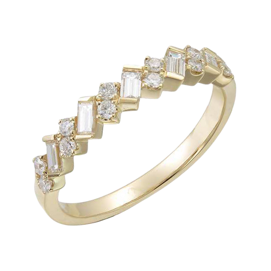 Jonquil diamond ring