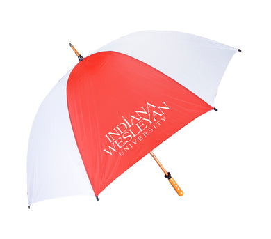 Storm Duds Eagle Umbrella, Red