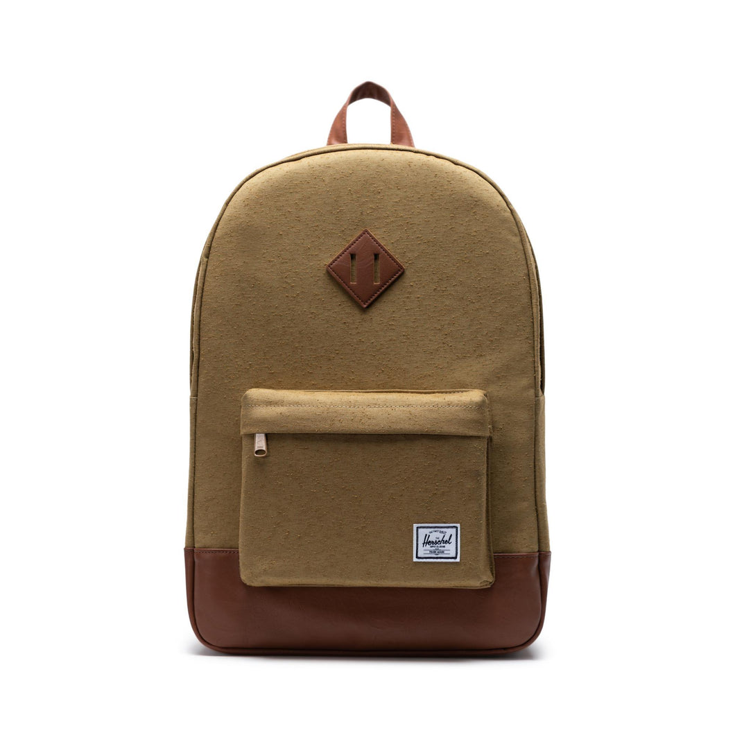 Herschel Heritage Backpack, Coyote Slub