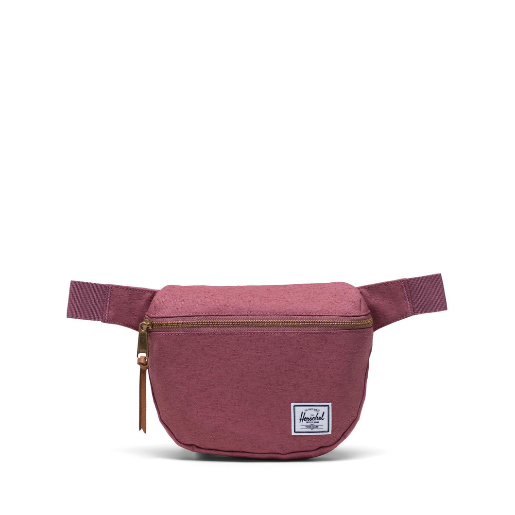 Herschel Fifteen Hip Pack, Deco Rose Slub