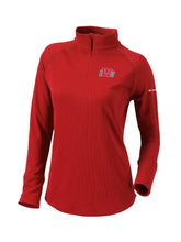 Load image into Gallery viewer, Columbia Women's Omni-Wick Flop Shot Pullover, Red