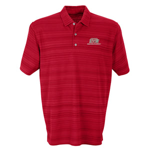 Vantage Men's Strater Polo, Red