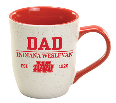 RFSJ Granite Dad Mug, White