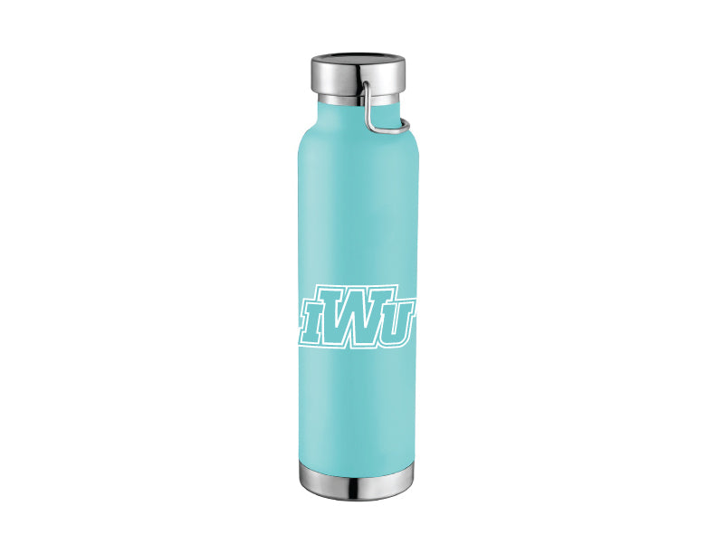 RFSJ Powder Coated Vacuum Bottle, Mint Green