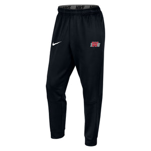 Nike Men's Therma Tapered Pant, Black